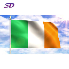 Direct Supply Customized Country Polyester Flag