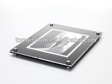 acrylic high end picture frame