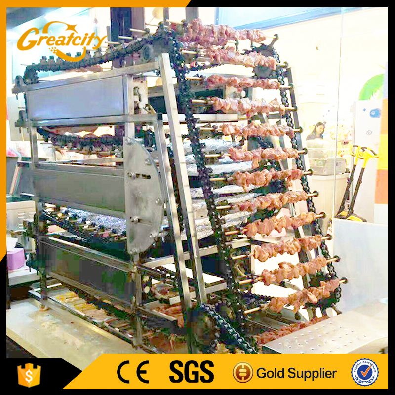 bbq grill,frozen doner kebab meat machine
