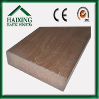 anti shock wpc foam handrail flooring board,CE&SGS,30
