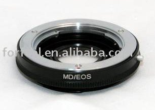 Adapter Ring For Minolta MD Lens On EOS(Canon) Camera