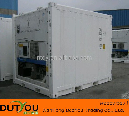 10 feet ISO reefer container