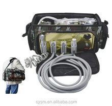 CYSM-230 Dental Turbine Unit All In Bag Convenient for Dentist Outside