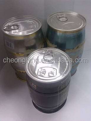 Brand products waterproof welded coffee tin can ii