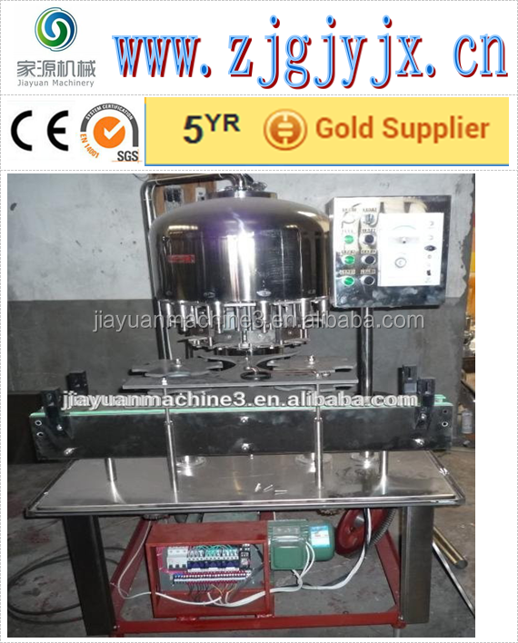 CYG-24 Normal Pressure Filling Machinery For Pure Water