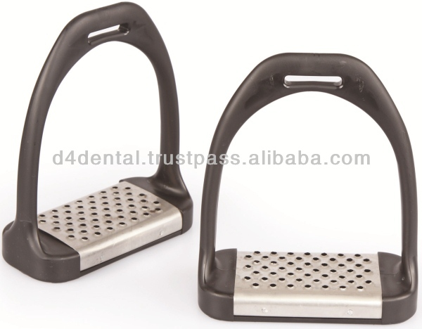 Horse Riding Stirrups - New High Quality Plastic Stirrups - Horse Riding Gear & Equipment