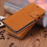 HOT SALE Wholesale Luxury Soft leather case cover Mobile Phone Accessories case cover phone for Iphone 6 Samsung s6 S7 edge