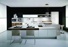 Good quality modern metal kitchen sink base cabinet design