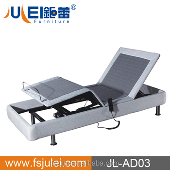 Automatic Electric Adjustable Bed With Massage