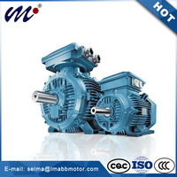 Induction Motor Type and Three-phase brake variable gear motor