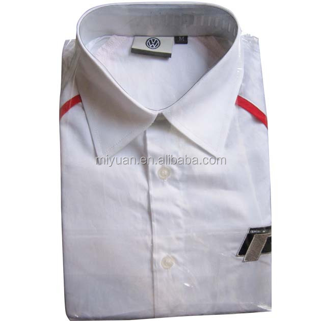 cheap plain ladies white formal shirt
