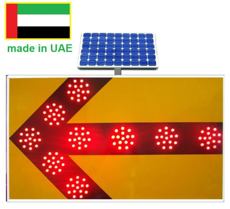 Solar Traffic Arrow