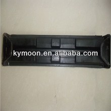 rubber pads/rubber track shoes for excavator hitachi/komatsu/hyundai