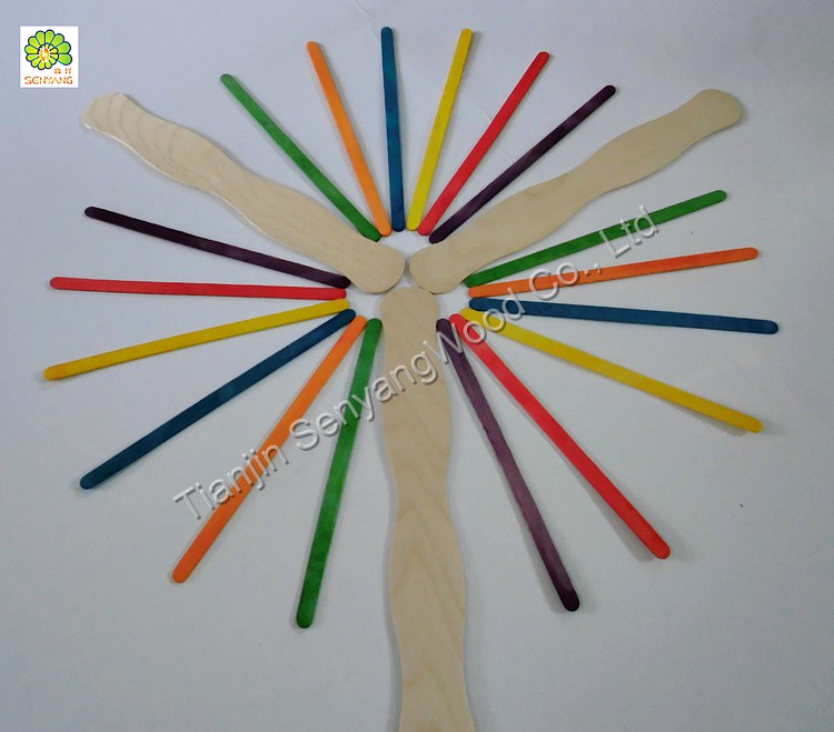 Wood Popsicle Ice Cream Sticks For Art And Craft Buy Hand Work Using
