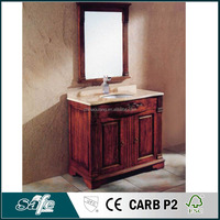 China top ten selling products antique bathroom furniture