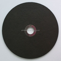 China manufacture 7 inch cutting disc/cutting wheel for rubber and metal