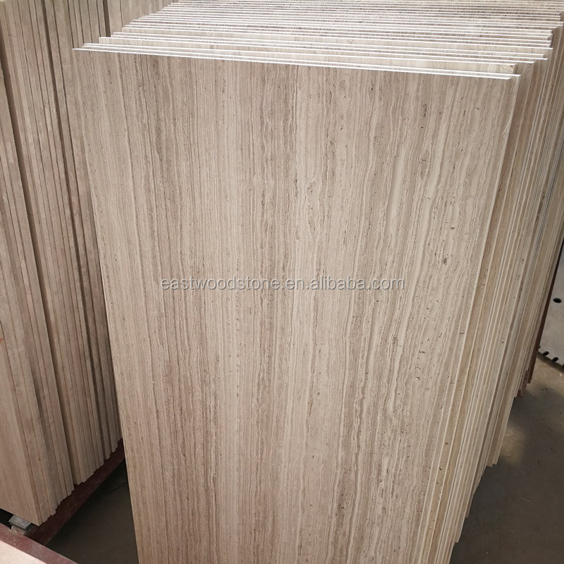 Light fossil wood marble,light wood marble with cheapest price
