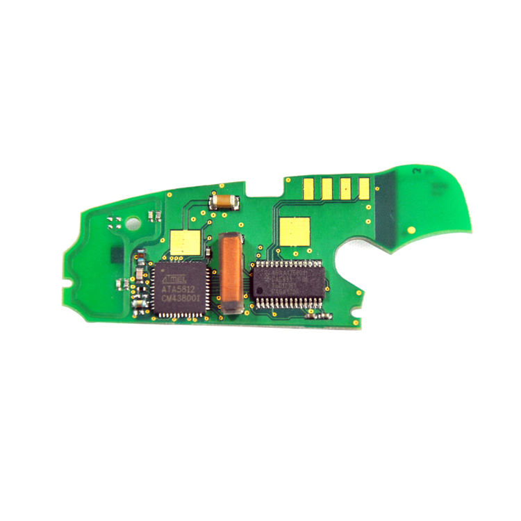 Custom car remote key circuit board pcb xml