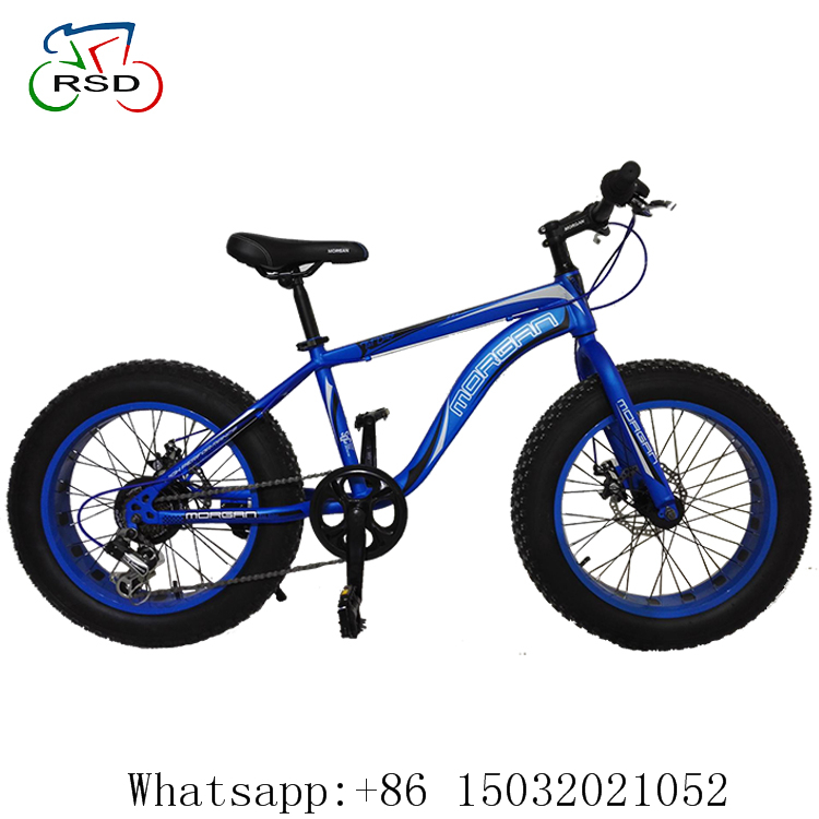 Children Fat Bike Full Suspension Carbon Frame Fat Bikes Children