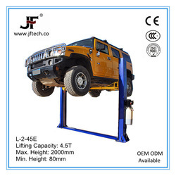 authentic folding 2 ton work shop hydraulic engine crane hoist lift