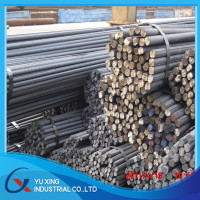 ASTM A615 GRADE 40 60 75 ASTM A706 deformed bar round steel bar