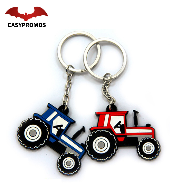 Custom Funny Motorcycle/Car/Wheel Shape Keychain Cool Keychain