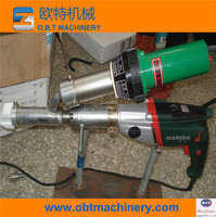 Hot air gun/plastic gun welding machine