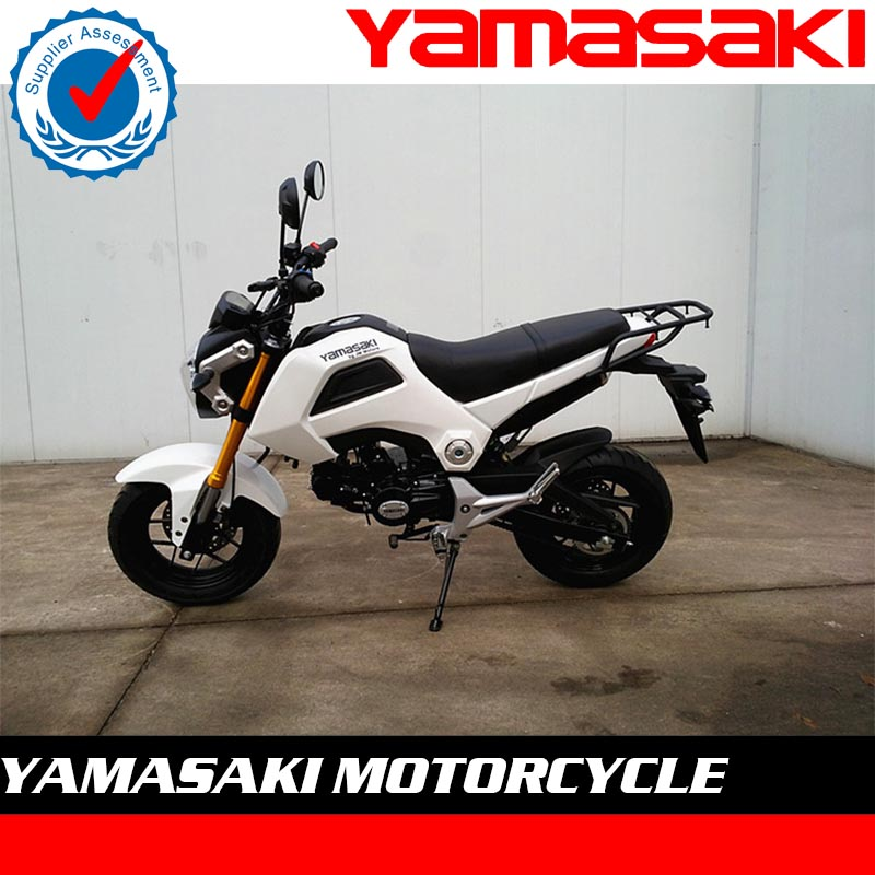 small size 50cc two wheel motorcycle with EURO IV