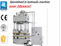 export good quality Y32-200T Hydraulic Press Machine with 4-Columns for deep drawing