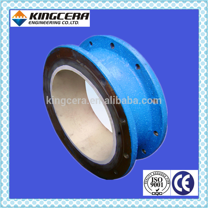 High Density CE Non-alloy ceramic lined pipe wholesale online
