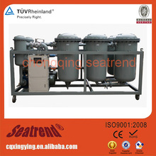 ZYD Pollution Free Mine Industry High Vacuum Encolsed Dielectric Oil Purifier/Transformer Oil Recycling Equipment