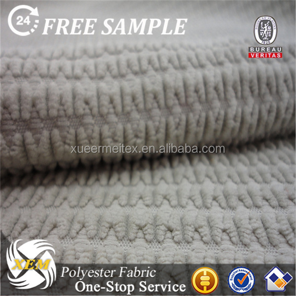 Corduroy Fabric for Sofa and Chair/Velvet furniture fabric
