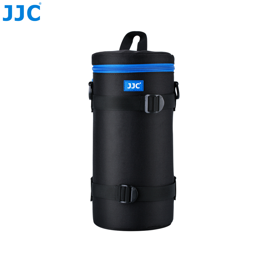 JJC DLP-7II deluxe camera lens pouches for lenses smaller than 124x 310mm & also for JB Xtreme Portable Bluetooth Speaker