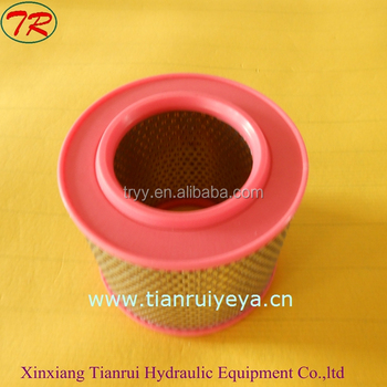 High quality filter element 1625840300 air filter element