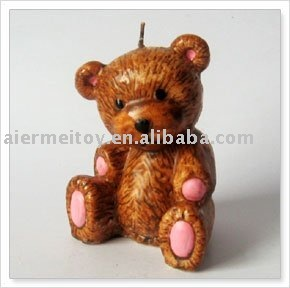 Plastic Promotion Gift Bear