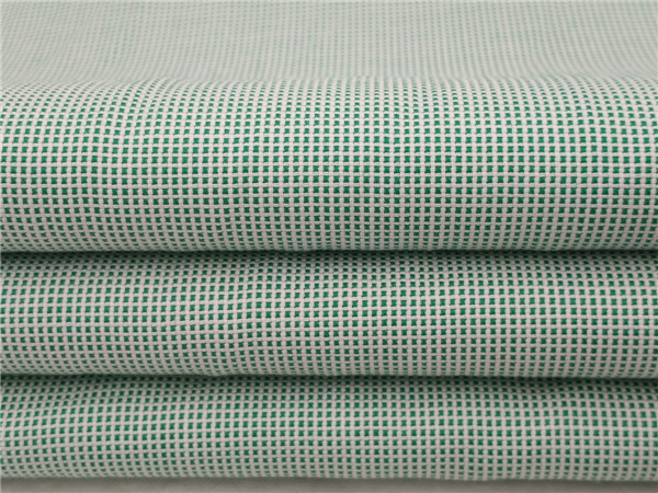 100% cotton check yarn dyed fabric