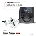 Hubsan X4 H107D Plus FPV RC Quadcopter Updated version 2.4GHz 3MP Camera RTF
