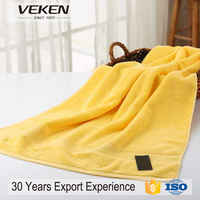 veken products top quality bamboo bath towel