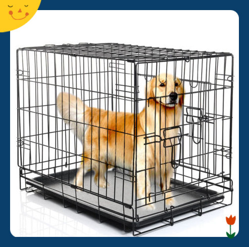 high quality prefab house metal pet dog cages