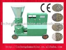 KL230C Hay & Straw pellet mill with flat mould