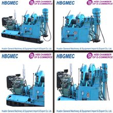 2012 most popular 1000m Vertical-shaft Exploration Drill Rig