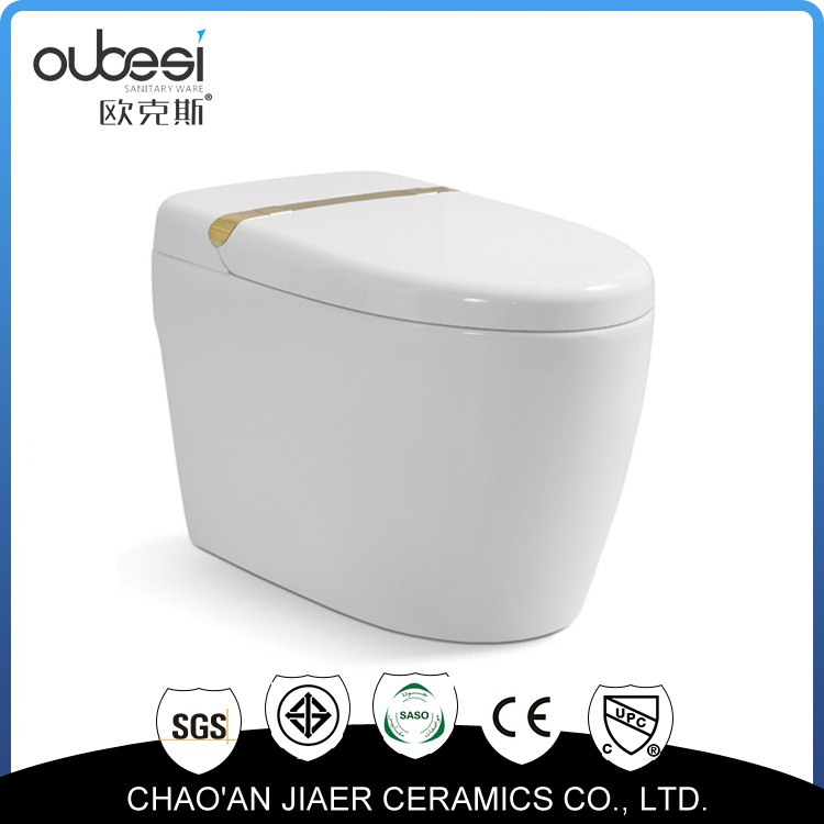 Hot Sell Automatic Wash Toilet