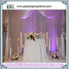 portable pipe and drapes decoration backdrop wedding draper