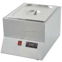 Hot Sale Commercial Use 220v Electric Chocolate Fountain 6L Chocolate Melter with Temperature Display