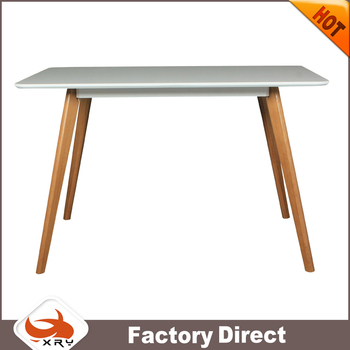 Wood table solid wood oak leg tables dining tables home furniture