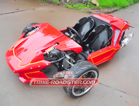 New Design ZTR Trike Roadster 250CC /Trike 300cc/Automatic Trike TR2501 Made in China