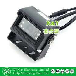 700TVL CCTV ir night vision waterproof bus /truck reverse parking video camera XY-08