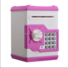 new invention 2016 money saving box promotional gift atm machine toy atm piggy bank for kids