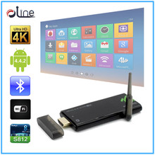 RK3188 CPU Android 4.4 OS 2GB DDR3 RAM 8GB Nand ROM tv box CX919 Android TV Stick