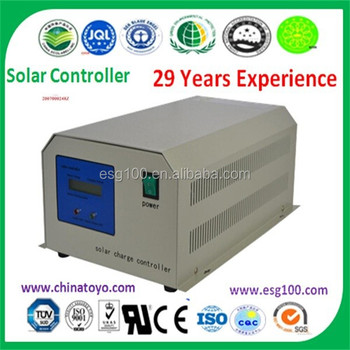 High Power MPPT Solar Controller 200A 24V Solar Charge Controller